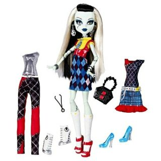 Monster High Exclusive Frankie Stein I Love Fashion Doll and 3 Outfit
