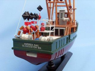 824 andrea gail model fishing boat perfect storm13