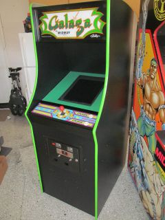 Galaga by Midway Original Arcade Machine U Send Shipper