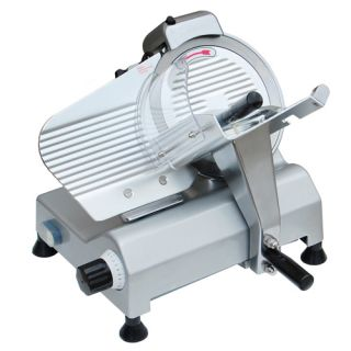 Blade Electric Meat Slicer 240W 530rpm Deli Food Cheese Veggies