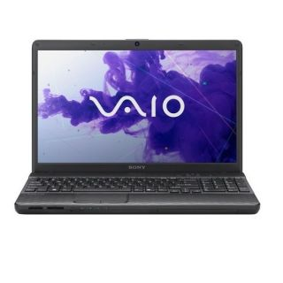Sony Vaio E Series Notebook Intel Dual Core i3 2 3GHz 4GB 640GB 15 5