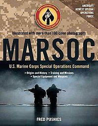 Marine Corps Special Operations Command by Fred Pushies and Fred
