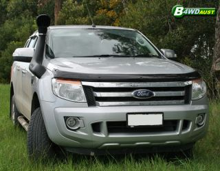 airflow snorkel kit ford ranger px 375 s375 snorkel kit fits the