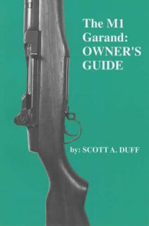 M1 Garand Owners Guide Springfield Rifle WWII Era Up