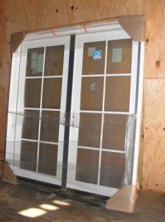 Jeld Wen 72x80 Brand New Exterior French Door