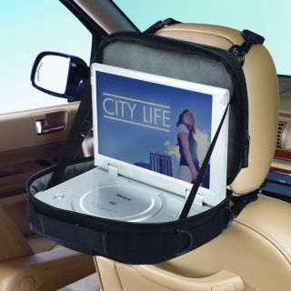 New Case Logic 7 to 9 inch Portable Car DVD Player Case Holder Black