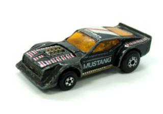 Matchbox IMSA Ford Mustang 1983 Macau Toy Race Car