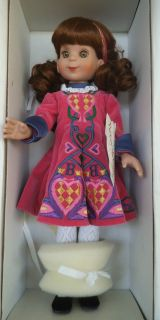 Robert Tonner 14 BETSY McCALL IRISH DANCING New in Box w shipper RARE