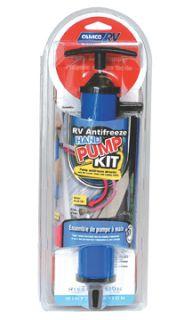 Camco Anti Freeze Hand Pump Kit   36003   Camper Trailer RV