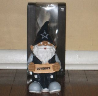 Dallas Cowboys Forever Collectibles NFL Team Gnome 8