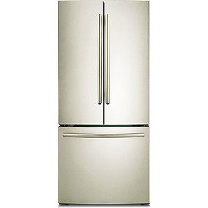 Samsung Platinum French Door Refrigerator RF221NCTASP Internal Water