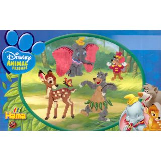 Hama Beads Disney Animal Friends 6000 Gift Box