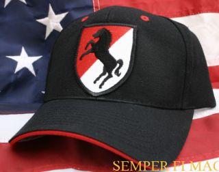 CAV Blackhorse Regiment Hat USA ACR US Army Fort Irwin CA