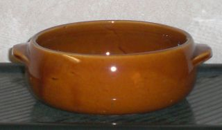 Vintage McCoy Art Pottery Brown Planter