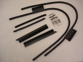 1934 34 Ford Car Fordor Sedan Door Window Channel Kit