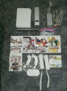 Nintendo Wii Game System in Video Game Consoles