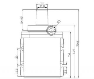 Pump Circulatory System Pump Hot Water Pump Brushless Pump