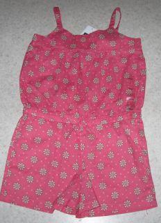 Gap Baby Girls Romper Pink 2T New