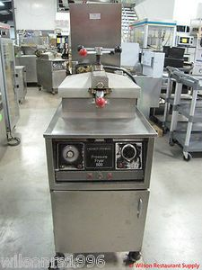 Penny Pressure Fryer Commercial Chicken Model 500 Electric Cooker