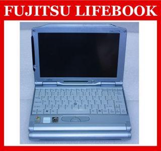 Fujitsu LifeBook Laptop Notebook Tablet TM5800 800MHz 30GB 256MB XP