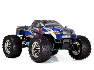 Volcano S30 Nitro Gas RC Truck 4WD Buggy 1 10 Car New Blue