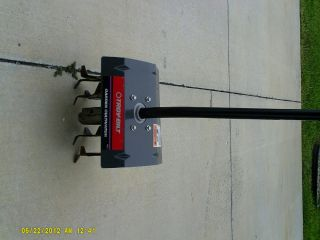 Troy Bilt Garden Tiller Attachment