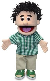 14 Pro Puppets Full Body Hand Puppet Kenny