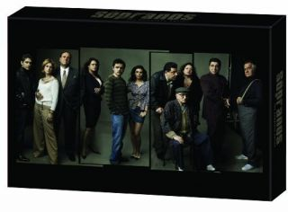 The Sopranos The Complete Series DVD Box Set New