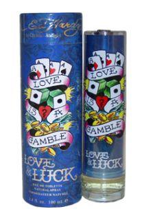 Pack Ed Hardy Love Luck by Christian Audigier for Men 3 4 oz EDT