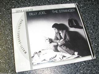 BILLY JOEL THE STRANGER SACD SUPER AUDIO CD STEREO & MULTI CHANNEL