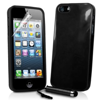 London Magic Store   Black Gel Case Cover for Apple iPhone5 iPhone 5