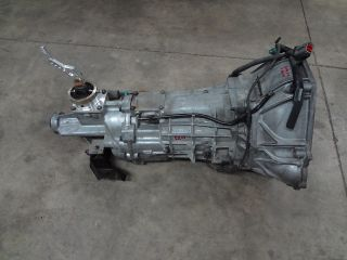 03 04 Ford Mustang Cobra T 56 6 speed trans with shifter harness and