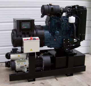 Diesel Gas Generator Compressor Units