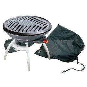 Propane Gas Grill Camping Portable Tabletop Camp New