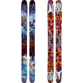 ATOMIC BENT CHETLER Alpine Skis 183 Powder BLUE Twin Tip NEW