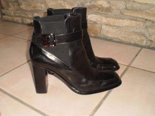 Womens Via Spiga Stylish High heeled Ankle Boots 10M