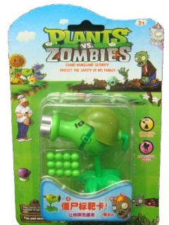 Plants vs Zombies Gam Kids Baby Gatling Pea Shooter Popcap iPhone 4S