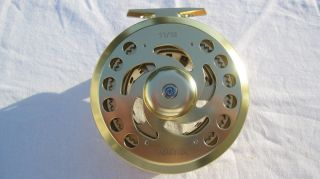 ORVIS VORTEX 11 / 12 BIG GAME FLY REEL LEFT HAND DIRECT DRIVE