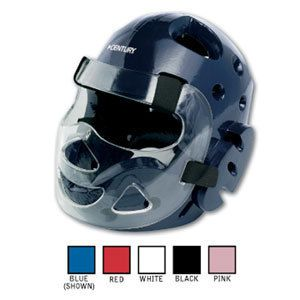 Century Full Head Gear with Face Shield Mask Sparring Head Gear New