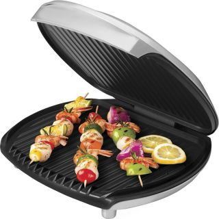 George Foreman GR36P Jumbo Indoor Grill w/ 133 Square Inches Of