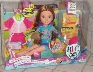 Best Friends Club Ink 18 Large Tall Doll Pack Addison