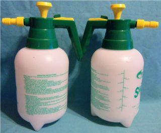 of 2 FloMaster Half Gallon Multi Purpose Garden Sprayers Model 1998TL