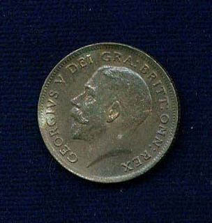 ENGLAND GEORGE V 1911 SIX PENCE SILVER COIN, CHOICE