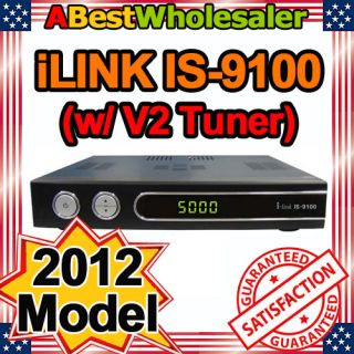 iLink Is 9100 Digital FTA Satellite Receiver USB PVR Replaces I Link