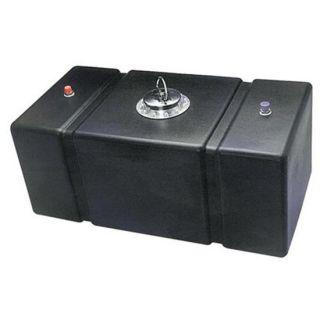 New Jaz 8 Gallon Polyethylene Fuel Cell Tank w Cap 8 An 20 x 15 x 8