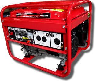 Gas Generator 3500 Apache