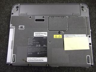 Fujitsu LifeBook P Series P7120D Intel Pentium M 1 2 GHz 1 GB Laptop