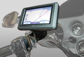 Garmin Zumo 550 660 Handlebar Mount Kit Harley Touring