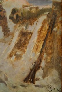 Jean Leon Gerome Ferris Pennsylvania Artist Impressionist Oil Painting