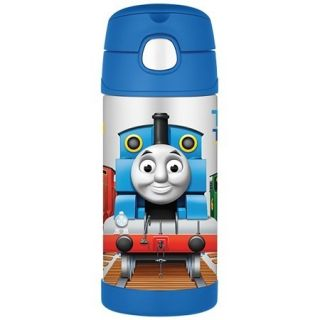 Thomas & Friends Thermos Funtainer Stainless Kids Insulated 12oz Straw